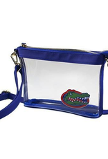 Clear Gator Stadium Crossbody Bag - University of Florida - Small
