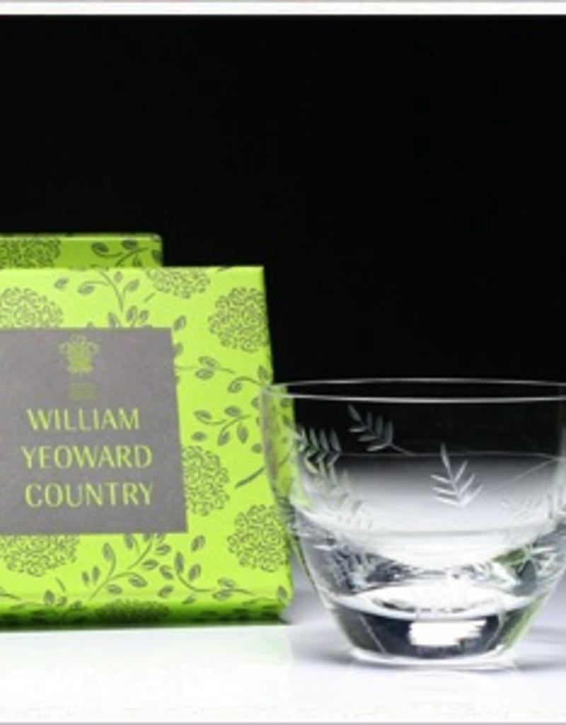 "William Yeoward Crystal Wisteria Bowl - 4"""