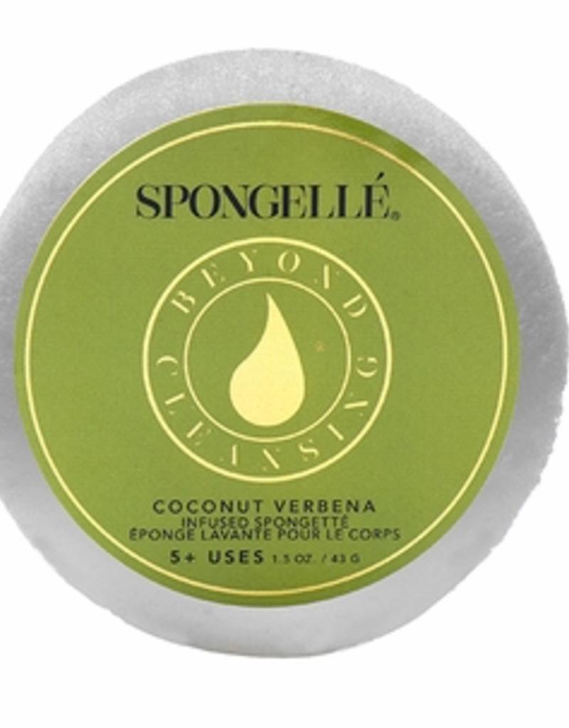 Spongelle Travel Size Spongelle - Coconut Verbena