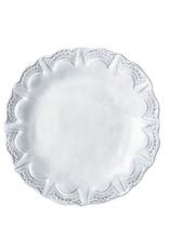 Vietri Incanto Lace Salad Plate - 9''D