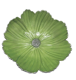 Mariposa Cosmos Medium Bowl - Green