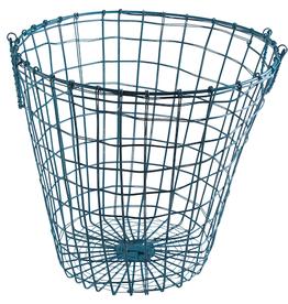 Oceanside Tall Wire Basket