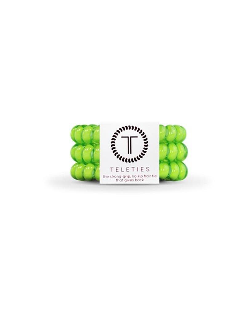 Teleties Teleties Lime 3 Pack - Large