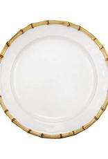 Juliska Classic Bamboo Dinner Plate Natural