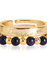 Katie Loxton Signature Stones Rings - DREAM