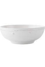 "Juliska Berry and Thread 7.5"" Coupe Pasta Bowl - Whitewash"