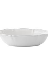 Juliska Berry and Thread Oval Serving Bowl - Whitewash - 1.5 qt