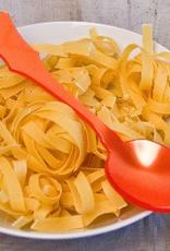 "Sabre Paris Acrylic Serving Spoon - Orange - 10.25""L"