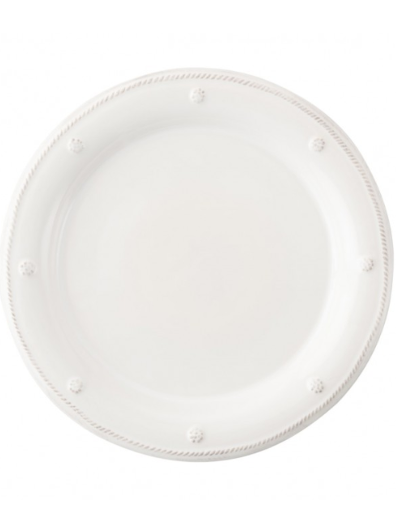 Juliska Berry and Thread Dinner Plate -  Whitewash