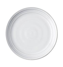 Juliska Bilbao White Truffle Side/Cocktail Plate