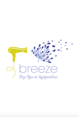 Breeze Day Spa WEB Breeze Day Spa Gift Card - $100