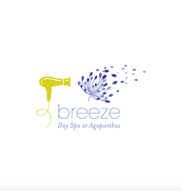 Breeze Day Spa WEB Breeze Day Spa Gift Card - $50