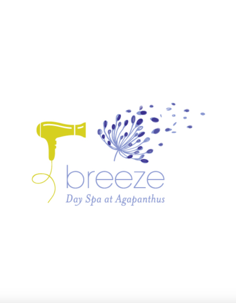 Breeze Day Spa WEB Breeze Day Spa Gift Card - $75