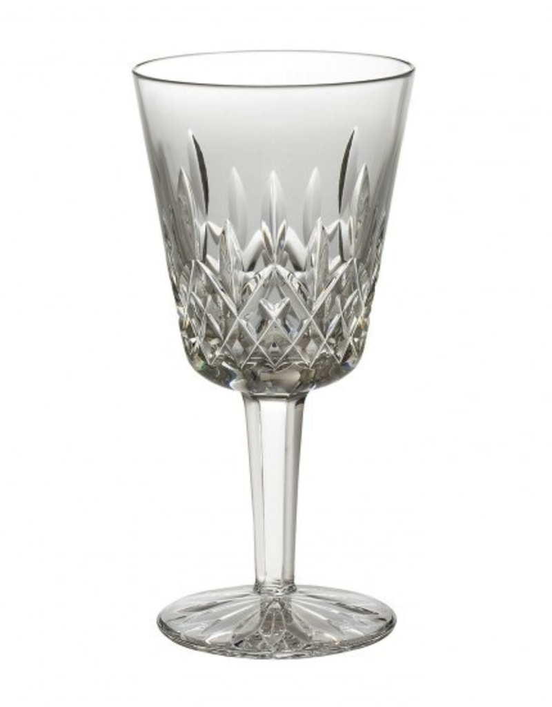 """Waterford Lismore Goblet Red Wine - 12.13"""""""