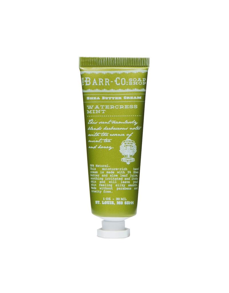 Barr Co. Barr Co. Mini Hand Cream - Watercress Mint
