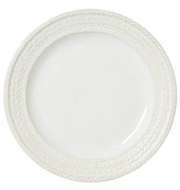 Juliska Le Panier Dinner Plate - Whitewash