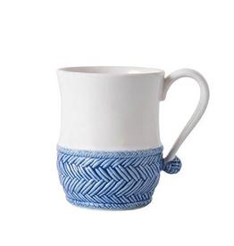 Juliska Le Panier White/Delft Blue - Mug