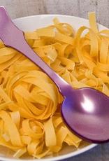 "Sabre Paris Acrylic Serving Spoon - Lilac - 10.25""L"