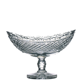 Waterford Museum Collection Crystal Boat Bowl