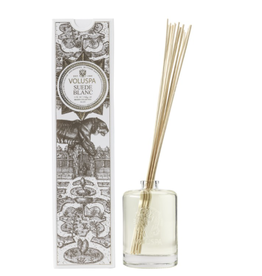Voluspa Home Ambience Reed Diffuser - Suede Blanc