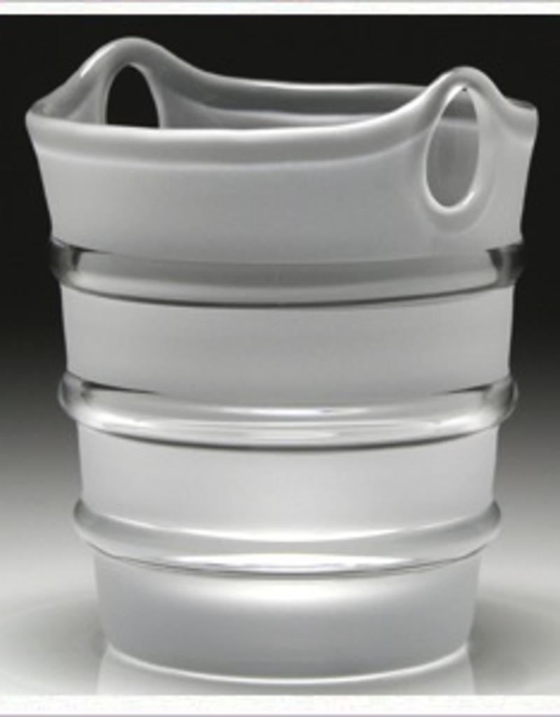 "William Yeoward Crystal Sigrid Ice Bucket - 6.5"""
