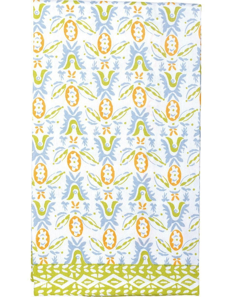 Andros Lime Kitchen Towel