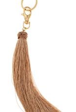 Cabo Keychain - Taupe
