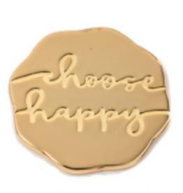 Spartina 449 Locket Keynote Insert - Choose Happy