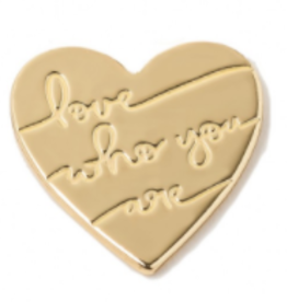 Spartina 449 Locket Keynote Insert - Love Who You Are