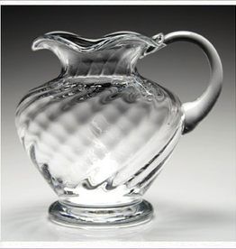 William Yeoward Crystal Dakota Spiral Jug - 3 Pint