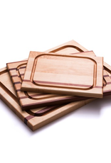 Medium Carving Board - Multi Stripe