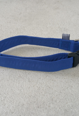 Hot Dog Collar - Blue - Large