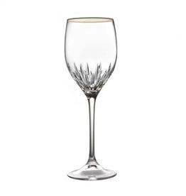 Vera Wang for Wedgwood Vera Wang Duchesse Wine - Gold Rim