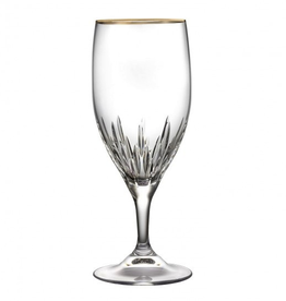 Vera Wang for Wedgwood Vera Wang Duchesse Iced Beverage - Gold Rim