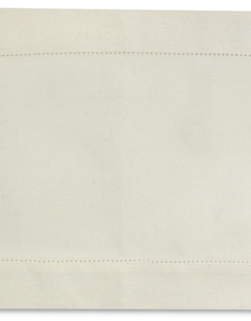 """Vienna Linen Placemat Set/4 - Natural - 13"""" x 19"""""""