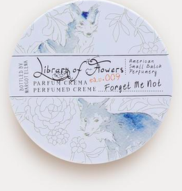 Library of Flowers Forget Me Not Parfum Crema