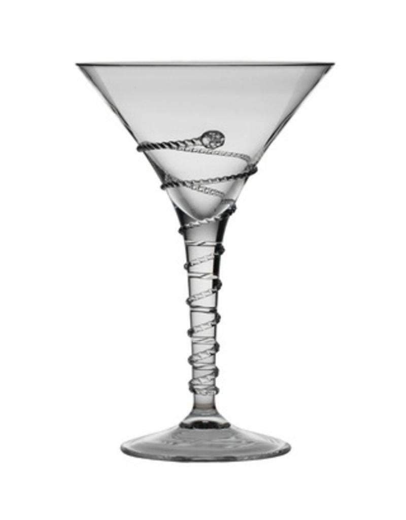 Juliska Amalia Martini Glass - 6oz
