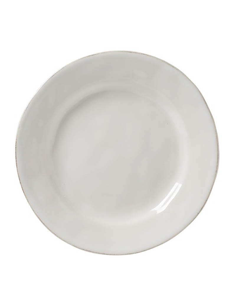 Juliska Puro Dinner Plate - Whitewash