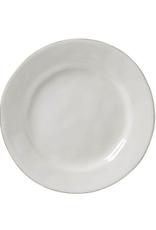 Juliska Puro Dessert/Salad Plate - Whitewash