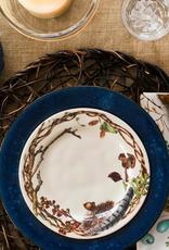 Juliska Discontinued Puro Dappled Cobalt Dessert/Salad Plate