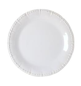 Skyros Historia Dinner Plate - Paperwhite