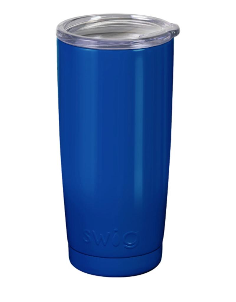 Swig Swig Tumbler - Blue - 20oz
