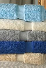 Matouk Lotus Wash Cloth - White