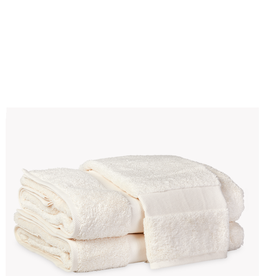 Matouk Lotus Wash Cloth - Ivory