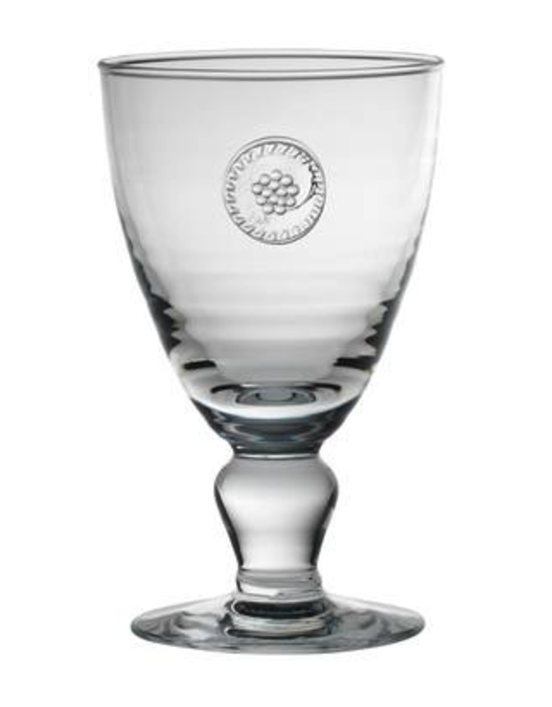 Juliska Berry and Thread Footed Goblet