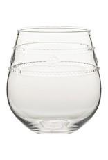 Juliska Isabella Acrylic Stemless Wine Glass