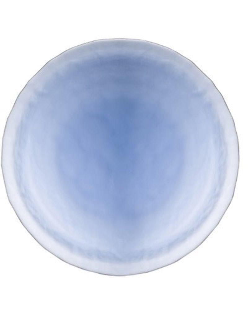 Juliska Carine Blue Dessert/Salad Plate
