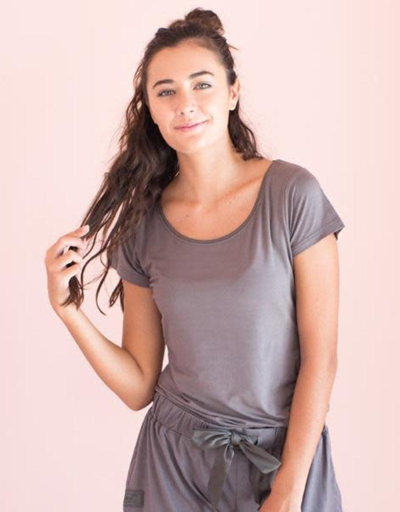 Fog Bamboo Short Sleeve Shirt - Small