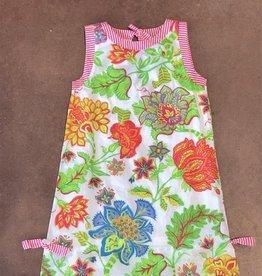 Gretchen Scott Girls  Cotton Dress - Glorious - Brights - 10-12