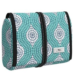 Scout by Bungalow Beauty Burrito Hanging Toiletry Bag - Mosaic Aint So